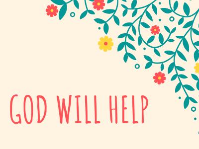 God Will Help